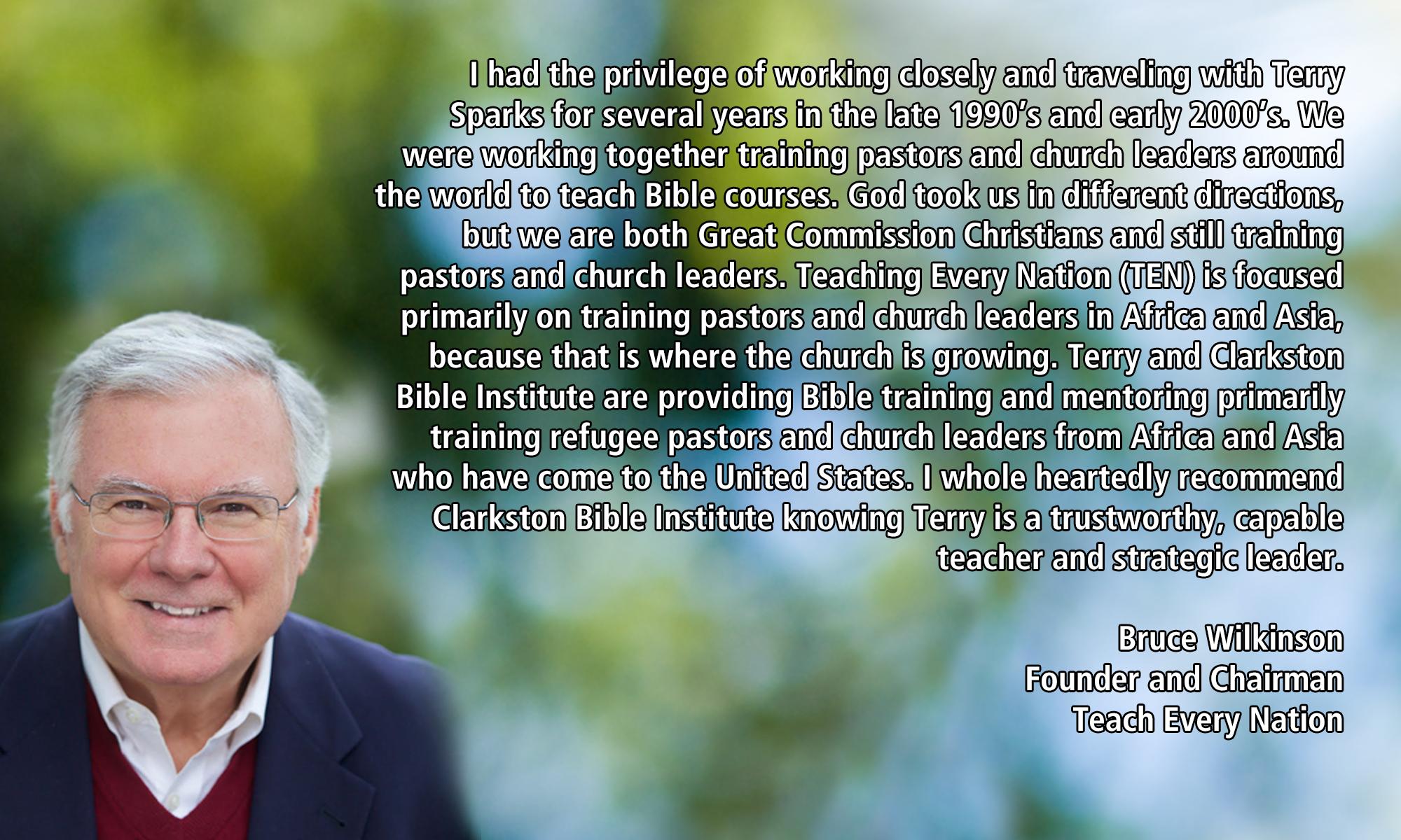 Clarkston Bible Institute